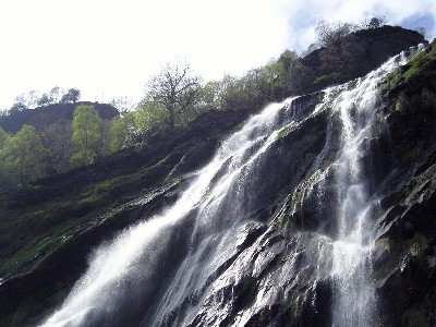 Dublin: Assarnacally Waterfall