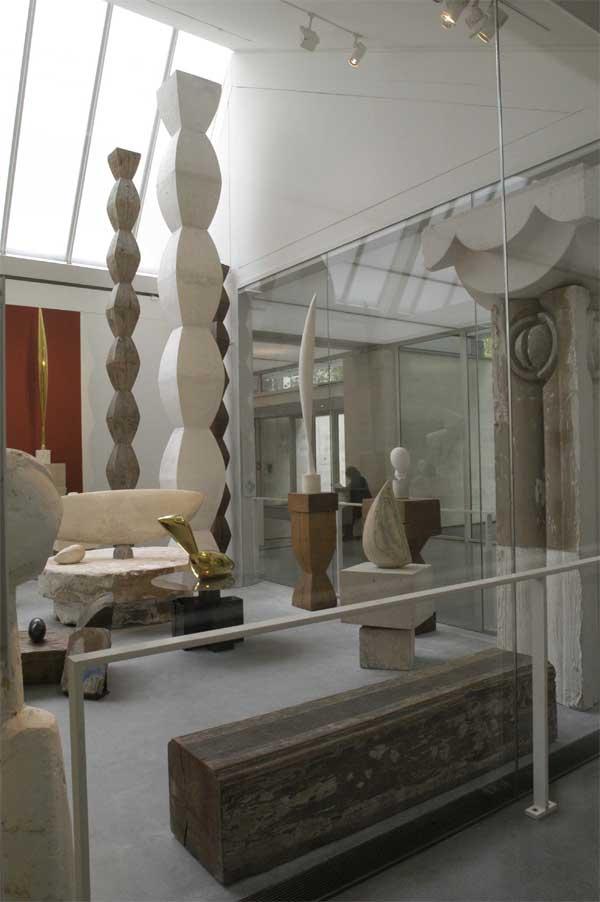 Centre Pompidou: Histoire de l'Atelier Brancusi