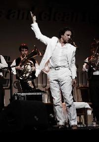 Goran Bregovic in concert la Cluj