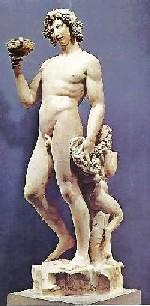 Michelangelo Buonarroti: Bachus