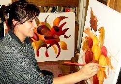 Elena Bissinger: ARTA DE A FI ARTIST