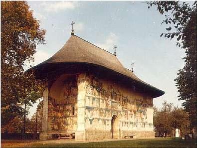 """Biserica """"Tăierea Capului Sfântului Ioan Botezătorul"""" din satul Arbore"""