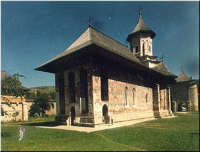 """Biserica """"Buna Vestire"""" a Mănăstirii Moldoviţa"""