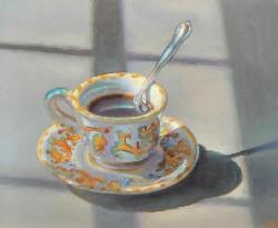 Espresso in Sunlight