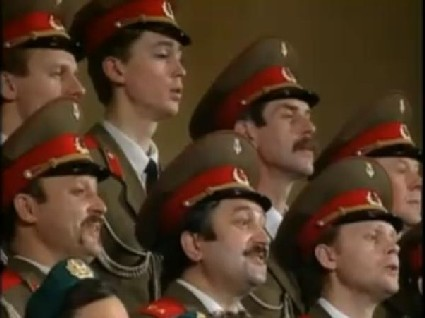 Red Russian Army Choir & Leningrad Cowboys - Knockin' On Heaven's Door