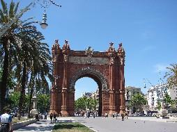 L'Arc de Triomf de Barcelona