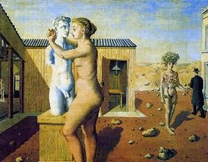 PYGMALION, de Paul Delvaux