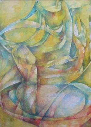 """""""Maitreyi - 2006"""" ©2010 Anca Sandu"""