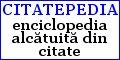 CITATEPEDIA: cel mai mare site romanesc cu citate