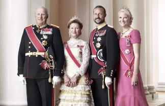 Det norske kongehuset